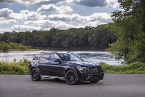 2019 Mercedes-AMG GLC63 4Matic+